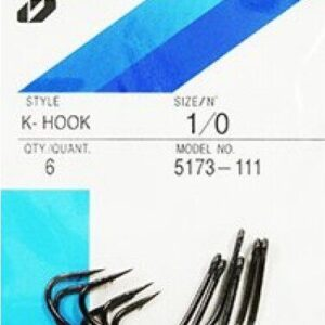 Anzol K-Hook 1/0 Owner