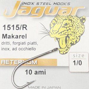 Anzol Makarel 1515/R Jaguar 1/0