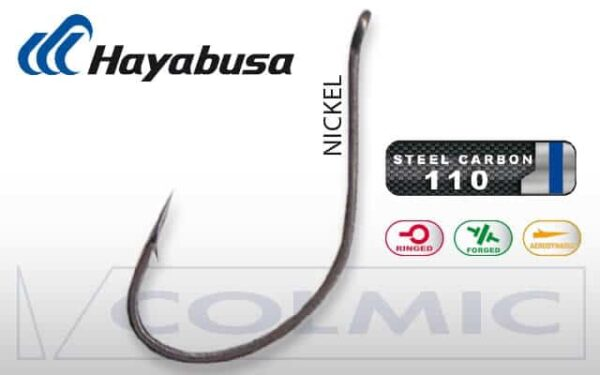 Anzol Haybusa DSR132 Size 3