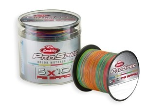 Berkley ProSpec 5×10 Pe Braid 0.30mm 450m MultColor