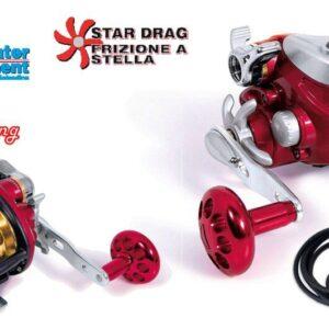 Carretilha Eletrica Fishing Ferrari KGN Jigging 500 2 B.B.