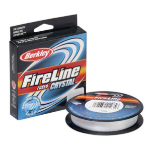 Linha Fireline Crystal 270mt/0,12mm