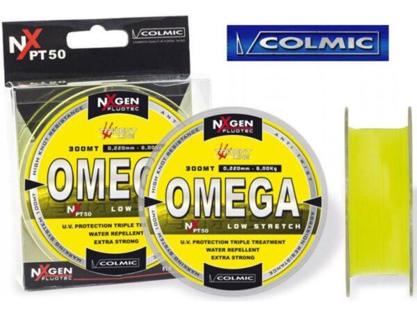 Linha Omega 0,18mm/300mt