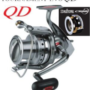 Molinete Daiwa tournament EVO 5500QD