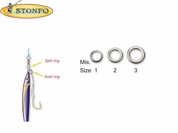 Argola Stonfo Solid Ring nº3