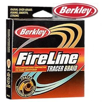 Linha Fireline Tracer Braid 270mt/0,45mm
