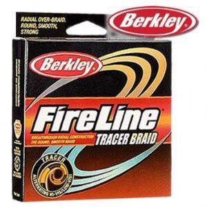 Linha Fireline Tracer Braid 270mt/0,40mm