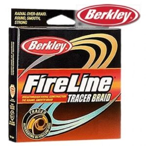 Linha Fireline Tracer Braid 270mt/0,18mm